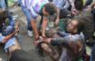 Amed'de halka kan verme çağrısı