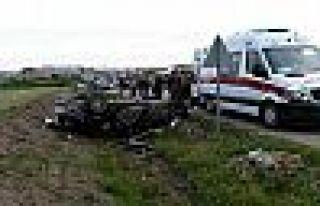 Ankara'da ikinci kaza: 4 ölü