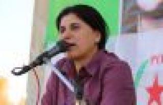 Asya Abdulah: YPG dünyanın Ortadoğu siyasetini...