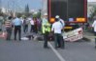 Aydın'da trafik kazası, 1 kişi hayatını kaybetti