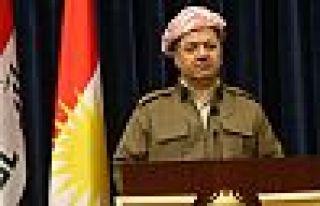 Barzani: Abadi'yi tehdit etmedim