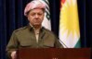 Barzani'den Diyarbakır'daki saldırıya kınama