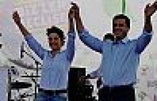 Başak Demirtaş: Figen ile Selahattin kaçacakmışmış