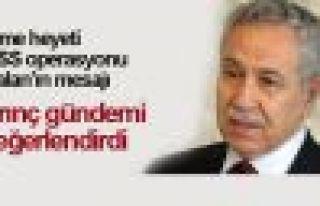Başbakan Yardımcısı Bülent Arınç: İzleme Heyeti...