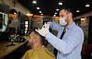 Berber ve kuaförler için genelge: Müşteriler randevu...