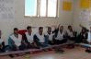 Bingöl Üniversitesi öğrencilerinin açlık grevi...