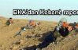BKA'dan Kobani raporu!