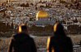 BM'de Kudüs'ün statüsü ile ilgili tasarı ele...