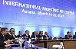 Caferi: Türkiye, yeni Astana anlaşmasını bloke...