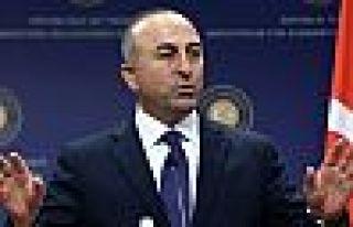 Çavuşoğlu: En iyi çözüm siyasi çözüm