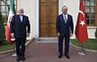 Çavuşoğlu: İran'la uçuşlar başlıyor, Rusya'yla...