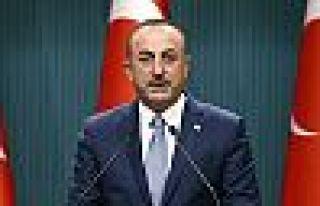 Çavuşoğlu: Yurt dışında 473 Türk vatandaşı...