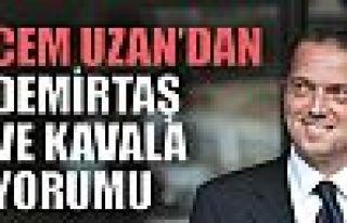 Cem Uzan: Kavala niye tutuklu, Demirtaş niye hapiste?