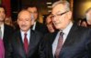 CHP Meclis Başkanı adayını açıkladı