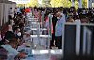 CHP PM'de en çok oyu Faik Öztrak aldı
