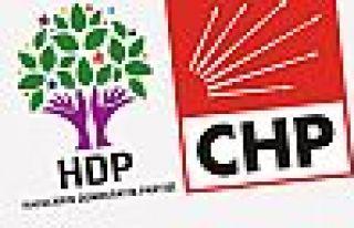 CHP ve HDP'nin görüşme tarihi belli oldu