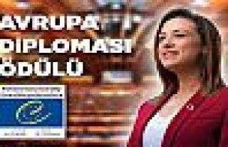CHP'li belediyelere Avrupa'dan ödül