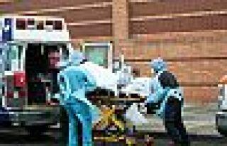 Covid-19 salgını: ABD'de ölü sayısı 45 bini...