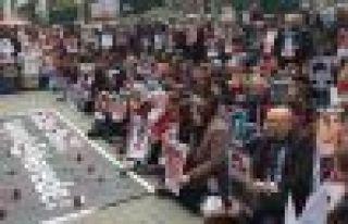 Cumartesi Anneleri: Mehmet Şen'in faillerini cezalandırın