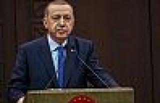 Cumhurbaşkanı: Virüsle mücadele için 100 milyar...