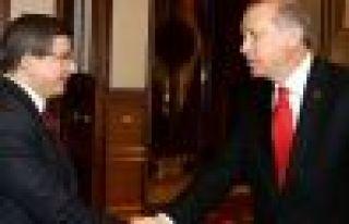 Davutoğlu geçici Başbakan olarak atandı