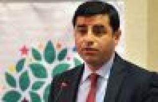 Demirtaş: AKP ve CHP Koalisyon Kurarsa Destek Veririz