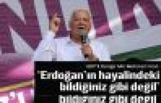 Dengir Fırat: Erdoğan'ın hayalinin 'bilinen' başkanlıkla...