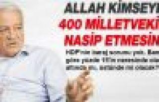Dengir Mir Mehmet Fırat: 'HDP'nin baraj sorunu yok'...