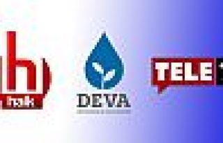 DEVA'dan Halk TV, Tele 1 açıklaması: Cezalar kabul...
