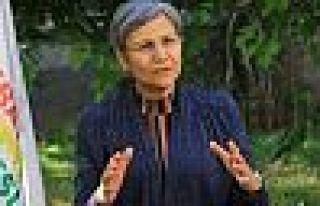 DTK Eşbaşkanı Leyla Güven ifadeye çağrıldı