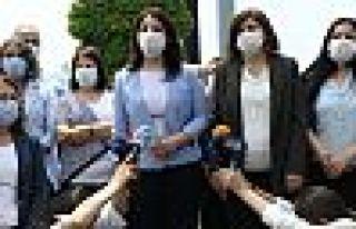 Edirne'de HDP binası polis ablukasına alındı,...