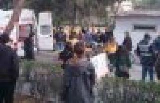 Ege Üniversitesi'nde saldırı, 1 kişi öldü