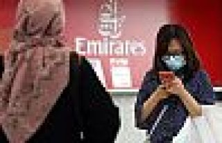Emirates tüm yolculara virüs testi yapacak