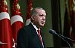 Erdoğan: 15 Temmuz gecesi, bu millete zincir vurmayı...