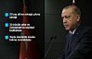 Erdoğan: 20 yaş altındakilere sokağa çıkma yasağı...