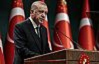 Erdoğan: Bunların maksadı kültürel mirası savunmak...