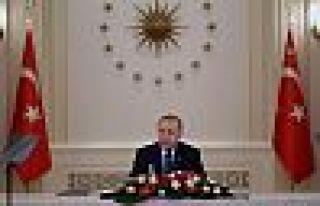 Erdoğan: Gönüllü karantina çağrısına uyalım