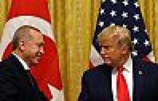 Erdoğan: Graham dersini aldı, Trump çok olumlu