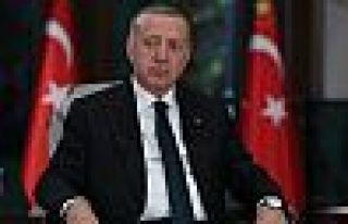 Erdoğan: Her şeyi serbest bıraktık diye bu iş...