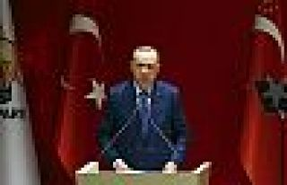 Erdoğan: Meclis'te edepsizlere prim verecek durumda...