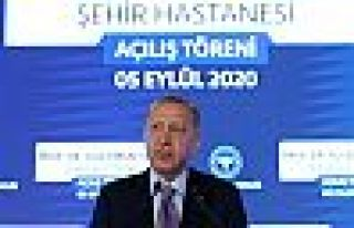 Erdoğan: Mesafe diyoruz uyulmuyor, maske diyoruz...