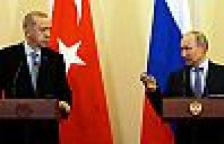 Erdoğan-Putin anlaşması: SDG 30 kilometrenin dışına...