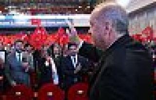 Erdoğan: Rejimin kayıpları daha başlangıç