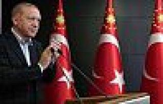 Erdoğan: Sizi sıkıntıya düşürüyorsak özür...