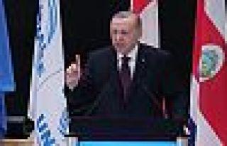 Erdoğan: Suriye'deki petrolü birlikte çıkaralım