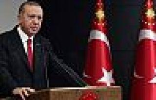 Erdoğan: Vatandaşlarımıza ücretsiz maske vereceğiz