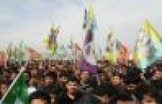 'Erdoğan ve hiçbir zalim HDP'nin karşısında duramayacak'