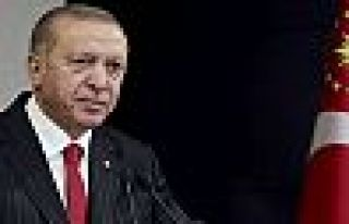 Erdoğan: 'Vicdanınızı ve imzanızı hiçbir gücün...