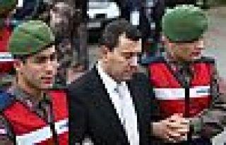Erdoğan'ın iki eski yaveri tahliye edildi
