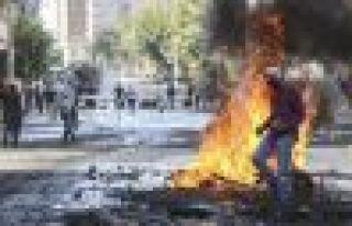 Kobani eylemlerinde 19 kişi öldü